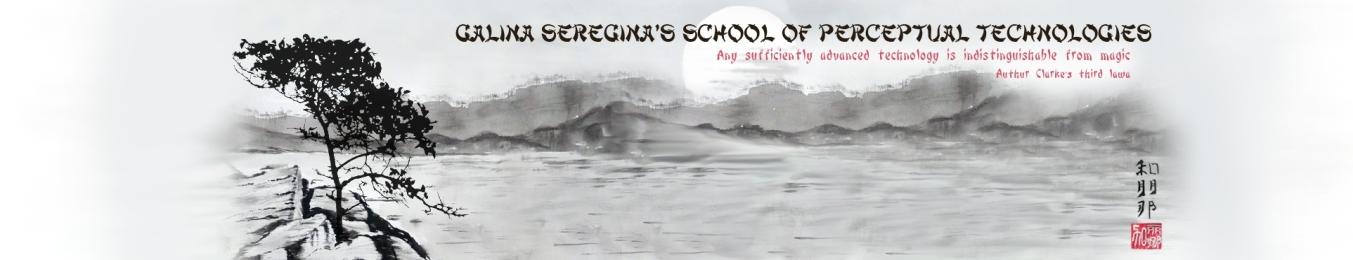 Galina Seregina's School and Workshop of Perceptual Technologies